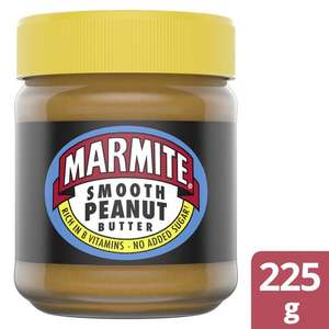 225g Marmite Peanut Butter £2 @ Morrisons - SMOOTH ONLY