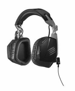 Mad Catz F.R.E.Q.3. Stereo Headset Black Grey PC - £8.02 @ eBay / g2gltd