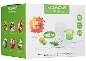 Kitchen Craft Cheese Maker 99p in-store @ Home Bargains (Dundee)