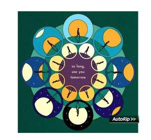 So Long, See You Tomorrow- Bombay Bicycle Club [VINYL] £9.99 prime / £12.98 non prime @ Amazon