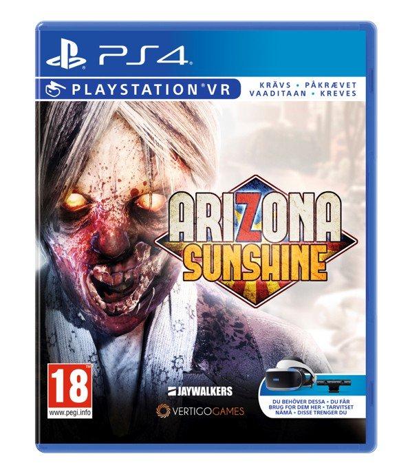Arizona Sunshine PSVR £12.95 @ Coolshop