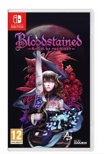 Bloodstained: Ritual of the Night for Nintendo Switch - £20.99 @ Argos