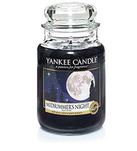 Yankee Candle Large Jar Midsummer's Night £12.99 @ Amazon (+£4.49 Non-prime)