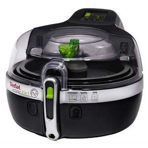 Tefal ActiFry 2in1 Air Fryer – 1.5kg (6 Portions) / Black £157.50 @ Home And Cook