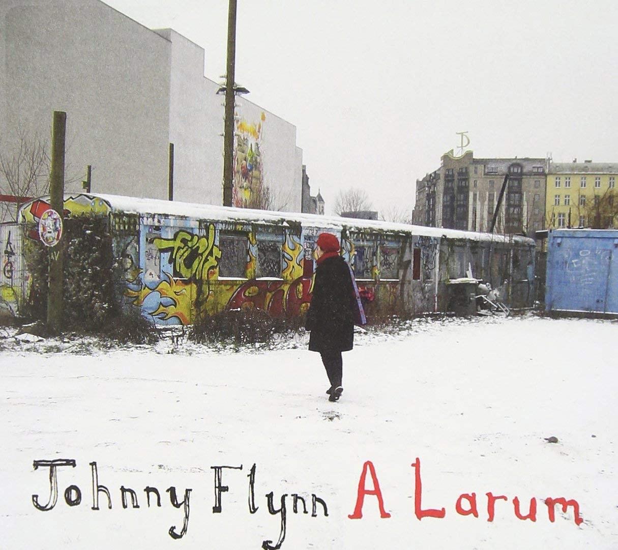 Johnny Flynn - A Larum vinyl £17.99 @ Amazon (+£2.99 Non-prime)
