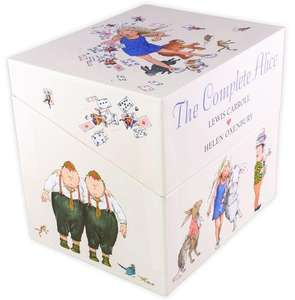 The Complete Alice 22 Book Collection with a Free Selected Kids Book £8 Delivered at Books2Door