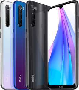 Redmi Note 8T 64GB £149 With Promotion (Note 8 Pro £189 128GB - Mi 9 Lite £209 128GB - Note 10 £419) @ Xiaomi UK