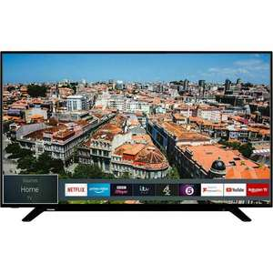 """Toshiba 58U2963DB 58"""" Smart 4K Ultra HD TV with HDR10 and Dolby Vision £349 / £339 for new sign-ups AO.com"""