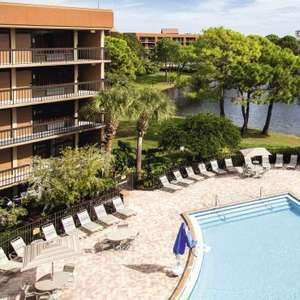 14 Nights at the Clarion Inn Hotel, Orlando (2A & 2C) Inc. return flights from Bristol, 20kg luggage & transfers £353pp (£1413 total) @ TUI