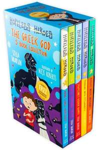 Hopeless Heroes: The Greek God 5 Book Collection by Stella Tarakson for £2.99 delivered with free WBD book @ Books2Door
