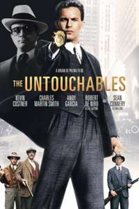 The Untouchables (HD) £3.99 at iTunes / AppleTV