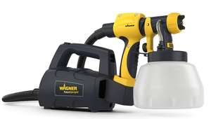 Wagner Fence & Decking Paint Sprayer for fences, sheds, covers 5 m² in 9 min, 1400 ml capacity, 460 W - £49.99 + Free C&C @ Screwfix