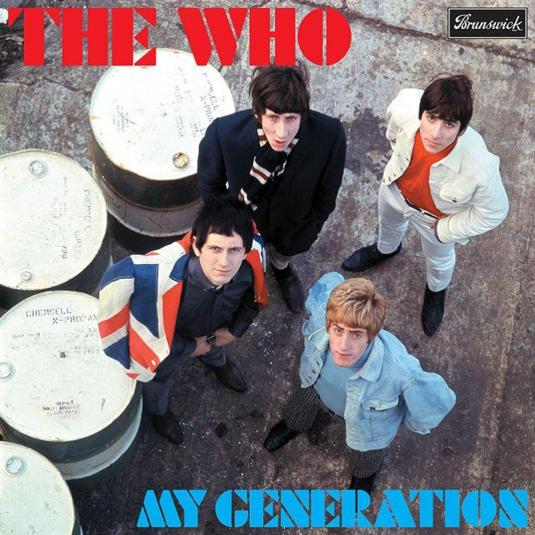 The who - My Generation vinyl LP £7.99 (Prime) / £10.98 (non Prime) at Amazon