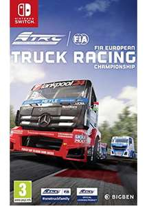 FIA European Truck Racing Championship (Nintendo Switch) £14.85 Delivered @ Base