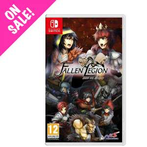 Fallen Legion: Rise to Glory (Nintendo Switch) £12.48 Delivered @ NISA