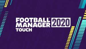 Football Manager 2020 Touch Nintendo Switch on sale @ eShop - £22.49