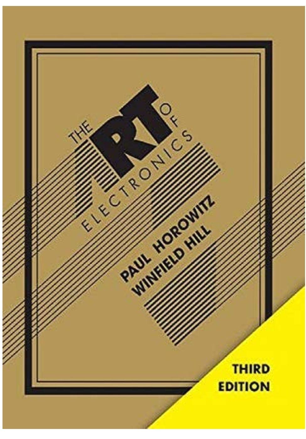 The Art of Electonics - Third edition - £23.50 @ Amazon