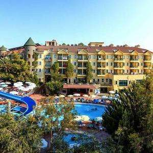 14 Night 4* All Inclusive Stay near Antalya (Turkey) £372p/p (£744 total) (Return from London with Checked luggage) @ British Airways Shop