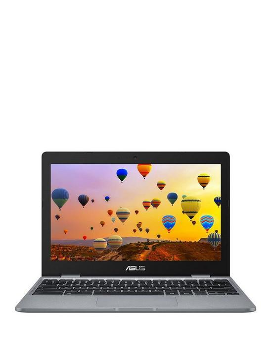 Asus Chromebook 12 C223NA-GJ0014 Intel Celeron, 4GB RAM, 32GB EMMC, 11.6 Inch Chromebook £169.99 at Very