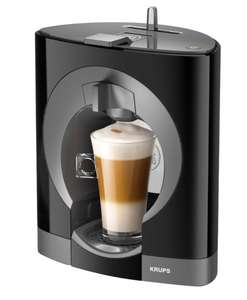 KRUPS Dolce Gusto Oblo KP110840 Coffee Machine - Black £34.99 at Currys PC World