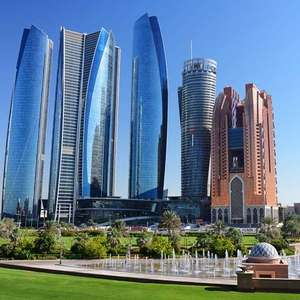 Direct Etihad return flight to Abu Dhabi £273 (Departing LHR / Including 23kg checked luggage) - May Dates @ Skyscanner / Travel Up