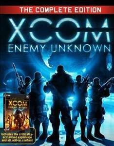 XCOM: Enemy Unknown Complete Edition (Steam PC) - £2.37 with code @ Eneba