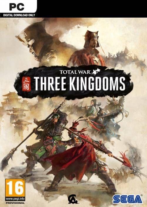 Total War: Three Kingdoms PC (EU) - £18.99 @ CDKeys