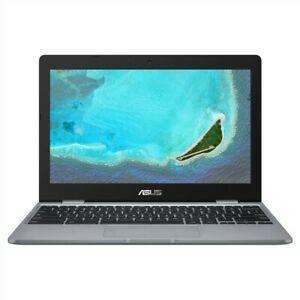 "ASUS C223NA-GJ0014 11.6"" Celeron N3350 4GB RAM 32GB Chromebook - £159.90 delivered at Hughes Clearance / eBay"