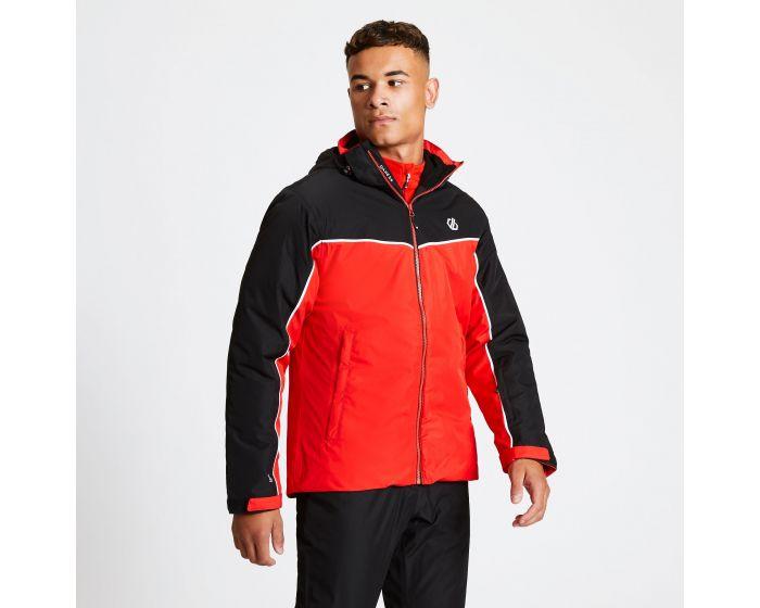 Men's Expanse Ski Jacket Black Fiery Red £32.95 (+£3.95 Postage) @ Dare 2B