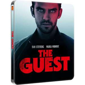 The Guest - Limited Edition Steelbook (Blu-ray) [New] - £3.99 Delivered @ Music Magpie