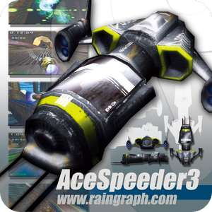 AceSpeeder3 (Android Racing Game) Temporarily FREE on Google Play
