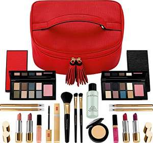2 x Elizabeth Arden 'Holiday Blockbuster' Makeup Gift Set (36 FULL SIZE items)+ Big Cosmetic Haul £72.80 using stacking offers at Debenhams!