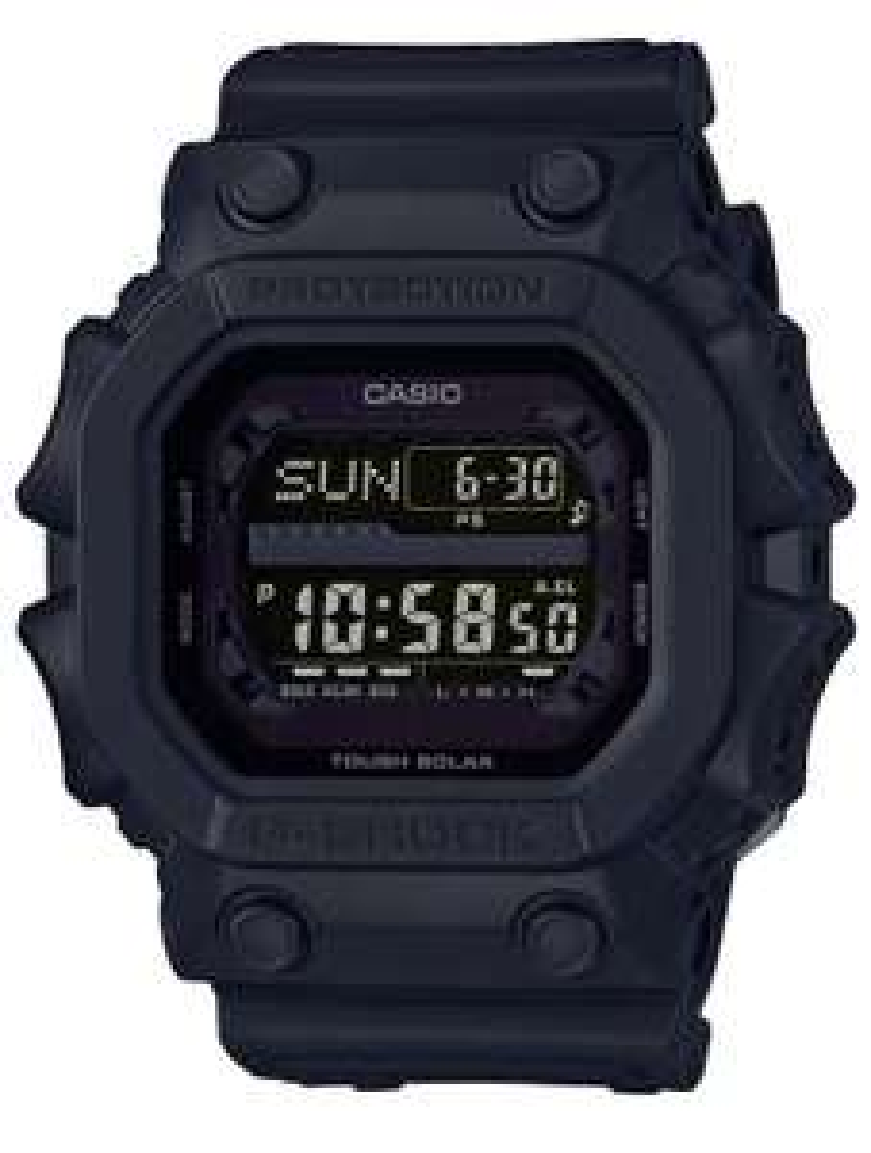 CASIO Mens Digital Quartz Watch with Resin Strap GX-56BB-1ER £78 Amazon