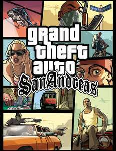 Get Grand Theft Auto: San Andreas (PC) for free with download of Launcher Rockstar @ Rockstar