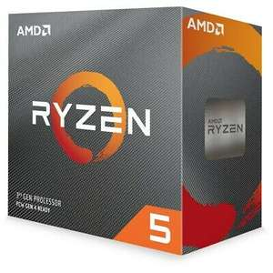 AMD Ryzen 5 3600 3.6GHz Hexa Core AM4 CPU with Wraith Stealth Cooler £148.47 at CCL/ebay with code (Free Game Pass)