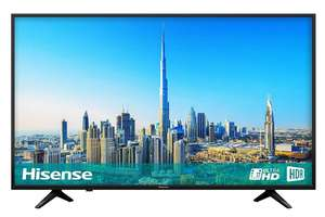 Manufacturer Refurbished Hisense H65A6200UK 65 Inch SMART 4K Ultra HD HDR LED TV Freeview Play USB Record £459.99 @ Electrical Deals