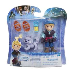 Disney frozen little kingdom £2 @ B&M Stoke-on-Trent