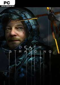 Death Stranding PC Game + DLC (Steam) - £38.70 w/ FB like / £39.49 without @ CDKeys