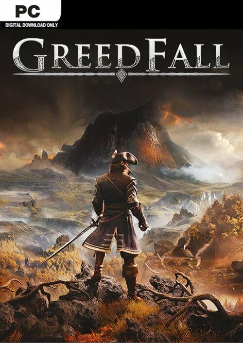 Greedfall PC £23.99 at CD Keys