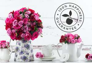£6 off All Bouquets or £10 off £30 Spend on bouquets with voucher code @ Appleyards London