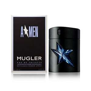 Thierry Mugler A*men Refillable Rubber Flask 100ml EDT £34.15 Delivered with code from perfume_shop_direct /eBay