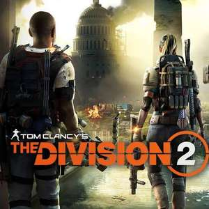 The Division 2 Standard edition Epic Games Store / PC £1.29