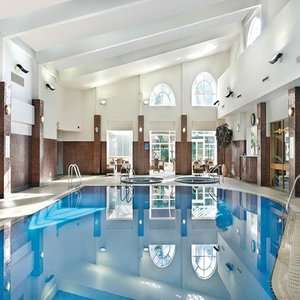 Signature Double Room for 2 with Breakfast, Leisure Access + Dinner Credit at The 4* Belfry Hotel and Resort £84.15 (£44.07pp) @ Groupon