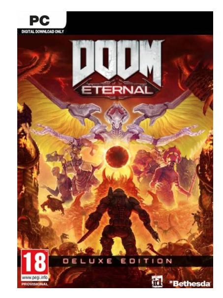 Doom Eternal - Deluxe Edition - PC £44.99 - CDkeys