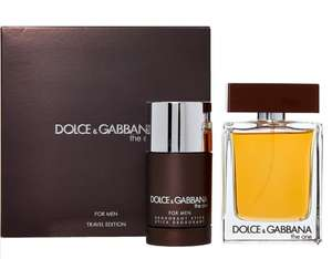 DOLCE & GABBANA Two Piece The One Travel Edition 100ml £39.99 + £1.99 click and collect @ TK Maxx
