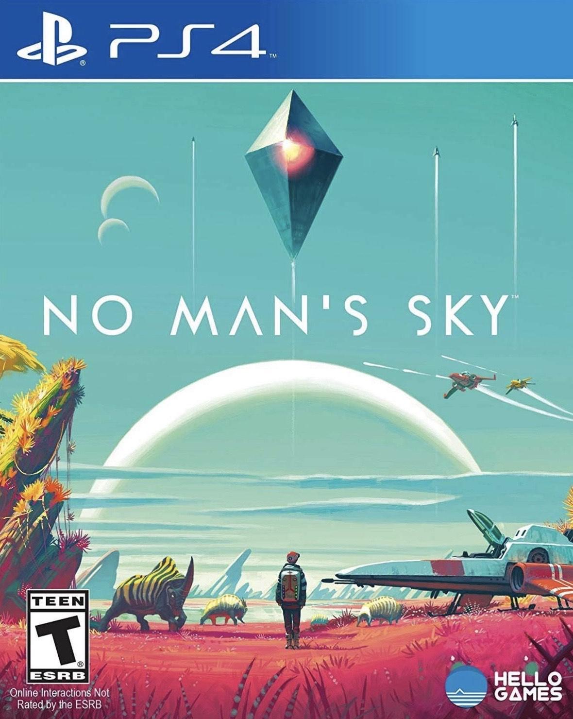 No Man's Sky (PS4) Preowned £8.99 @ Musicmagpie via eBay