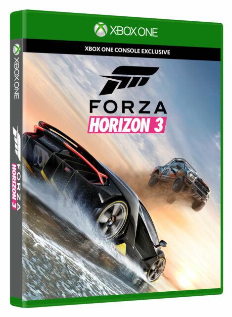 Forza Horizon 3 Microsoft (Xbox One) - £11.99 delivered @ Argos eBay