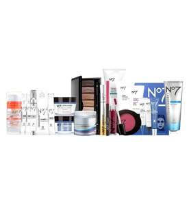 Better Than Half Price No7 Collections (Free C&C) @ Boots