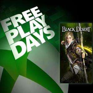 Free Play Days @ Xbox Store - Black Desert [Xbox One] Free to Play this weekend