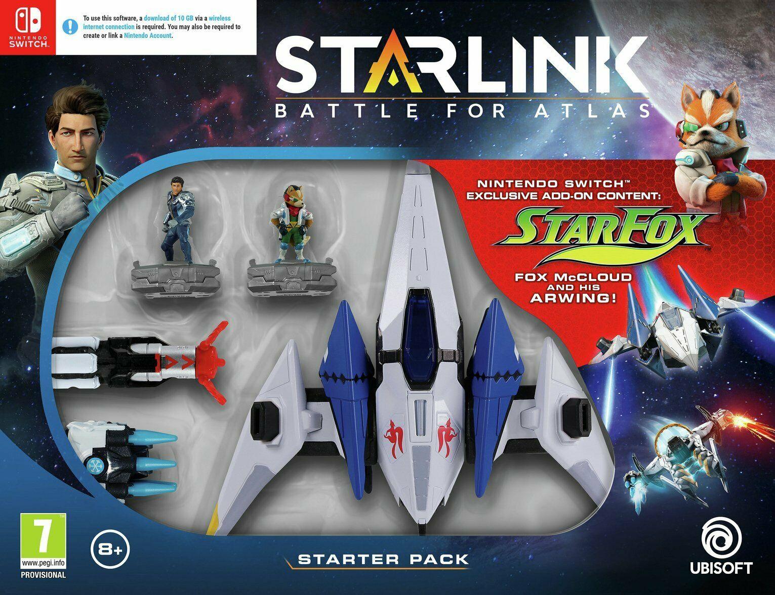 Starlink: Battle For Atlas Starter Pack (Nintendo Switch) - £11.99 delivered @ Argos eBay
